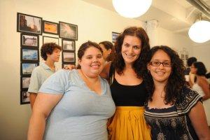 erica, sharon and amanada